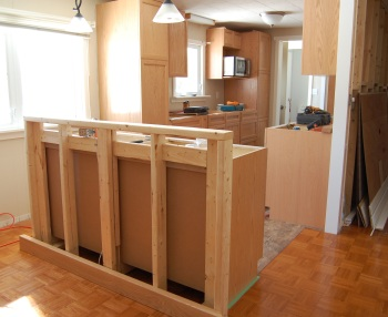 renovation story full kitchen rebuild housecraft diy kitchen cabinet plans woodwork city free woodworking plans