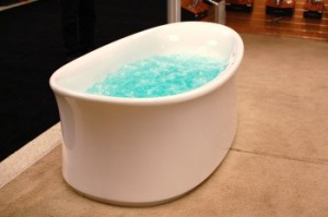 Ottawa Home and Design Show - Mondeau tub