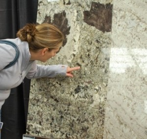 Ottawa Home and Design Show - Granite Flooring