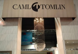 Caml-Tomlin booth at Ottawa Home and Garden Show 2012