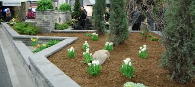 Indoor Garden at the Ottawa Home and Garden Show 2012