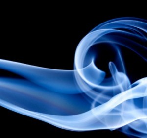 stopping second hand smoke from coming into house