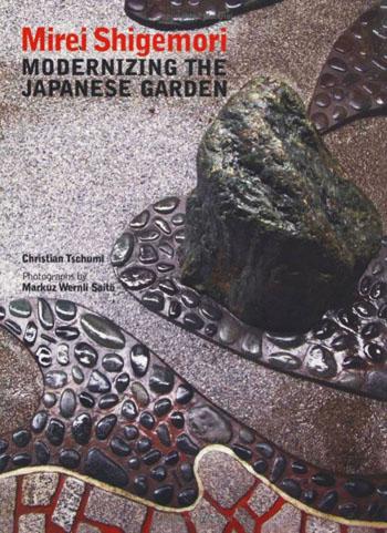 Christian Tschumi's book on Mirei Shigemori