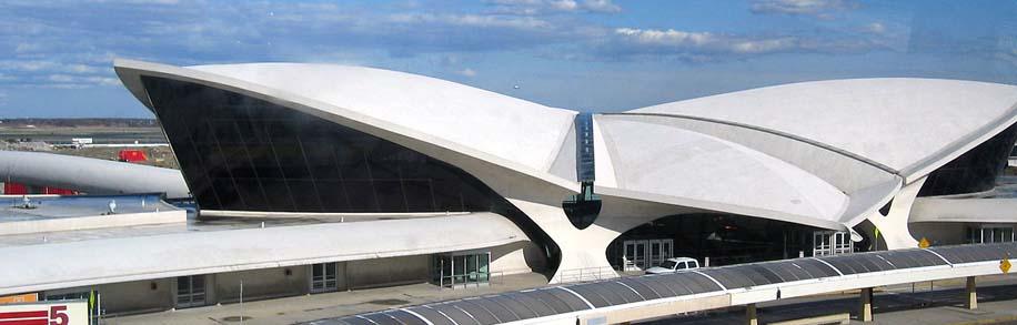 Eero Saarinen's TWA Building
